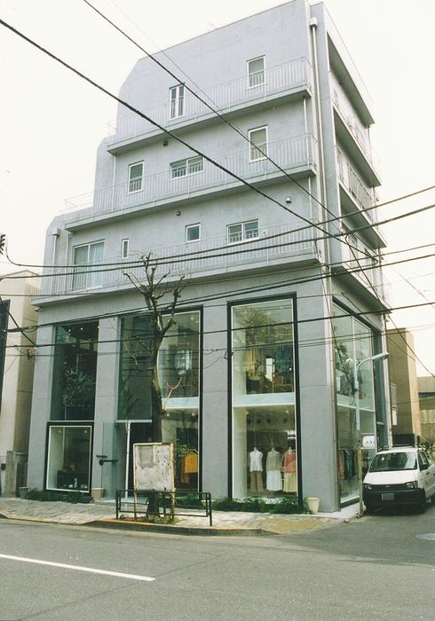 店舗兼住宅